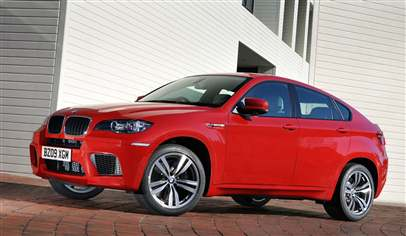Review on Bmw X6 M 5dr Car Review   March 2012