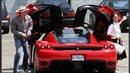 Nicholas Cage's Ferrari Enzo