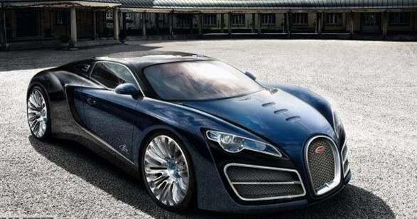 Tamas Jakus S Bugatti Ettore Concept Car Images On