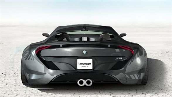 Bmw Z5 Concept By Ismet Cevik Car Images On