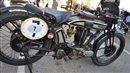 1927 Norton Model 18 classic motorcycle