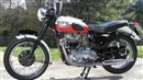 1957 Triumph TR6 Trophy, classic motorcycle