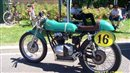 1960 Benelli 250cc classic motorcycle