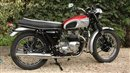 1967 Triumph T100s classic motorcycle