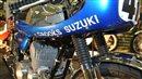1970 Suzuki T500 classic motorcycle