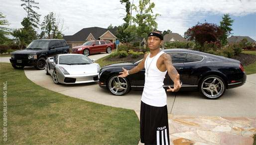 Lil Bow Wow S Cars Car Images On Automotivepictures Co Uk