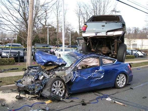 Current Distracted Car Crashes