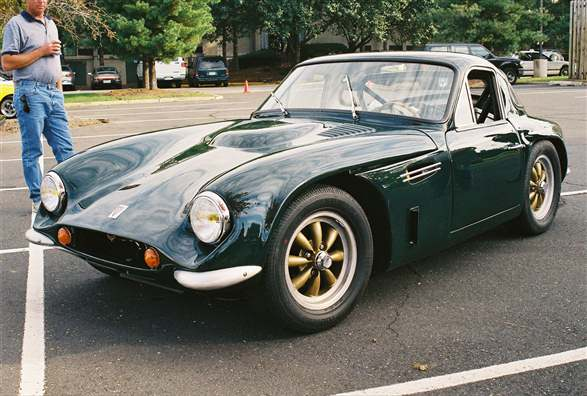 the iconic tvr griffith was named after the american jack. Black Bedroom Furniture Sets. Home Design Ideas